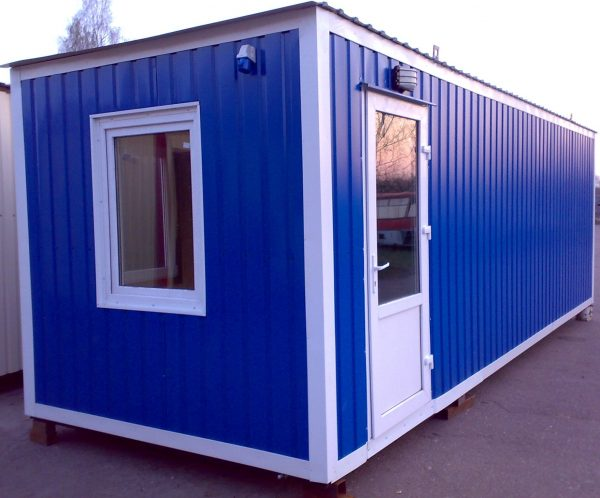 Блок-контейнер 8000x2450x2450