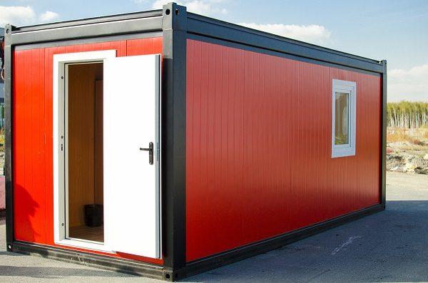 Блок-контейнер 6000х2450×2450