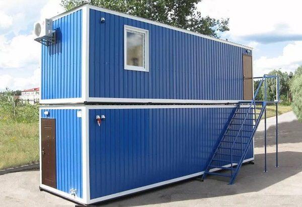 Блок-контейнер 9000x2450x2450