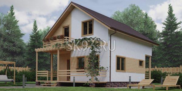 Дом для счастливой семьи