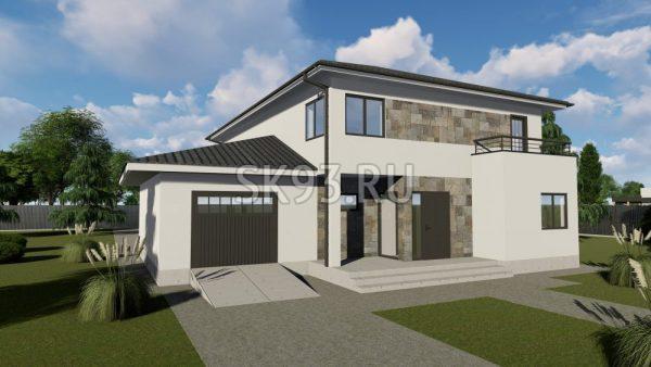 Дом в стиле New Classic