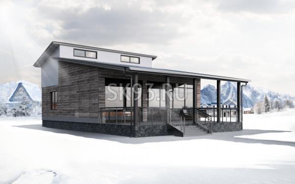 Дом в стиле «Современная классика»