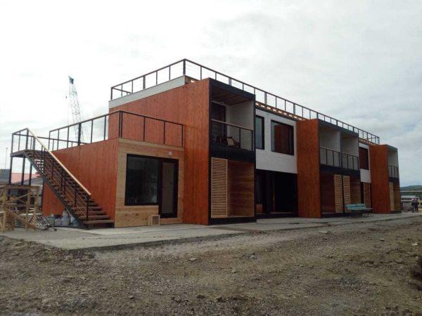 Модульная гостиница от 12000 руб. за кв.м