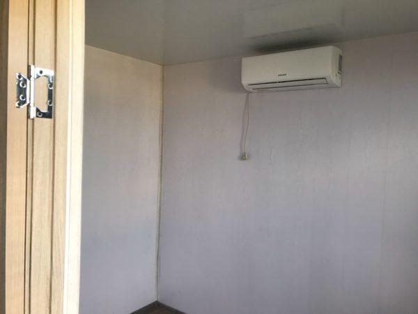Внутренняя отделка модульного здания